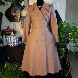 Jackets & Blazers - Virgin Wool Coat, Sz L